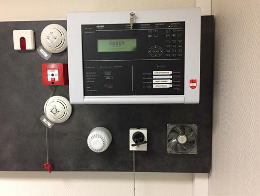 Installations Sécurité