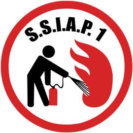 SSIAP 1 AGENT DE SERVICE DE SÉCURITÉ INCENDIE ET D'ASSISTANCE À PERSONNE